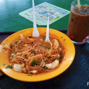 Maxwell Food Court – Mee Siam